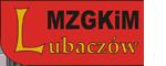 logo Miejskiego Zakładu Gospodarki Komunalnej i Mieszkaniowej w Lubaczowie